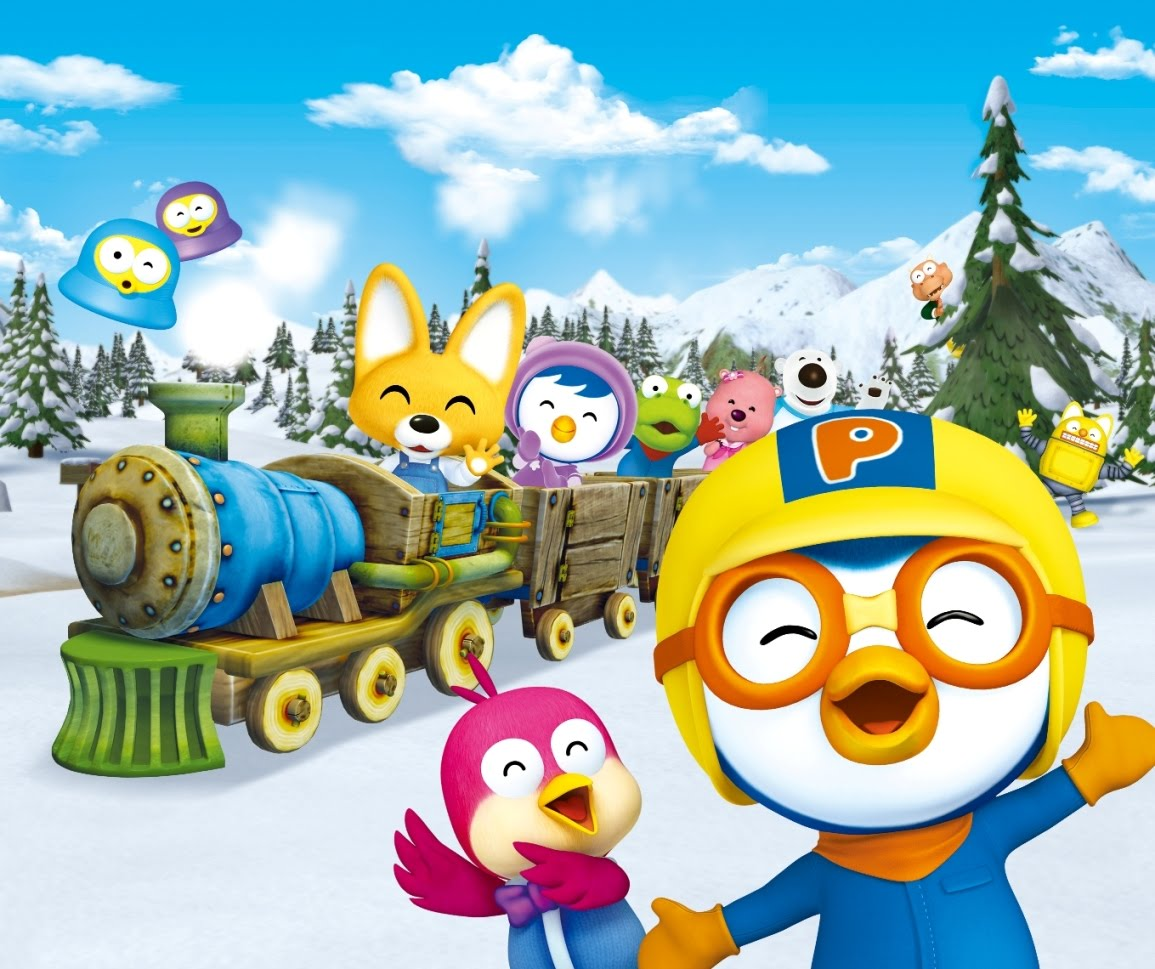 Pororo wallpaper christmas pororo to the cookie castle android apps on google play thecheapjerseys Image collections